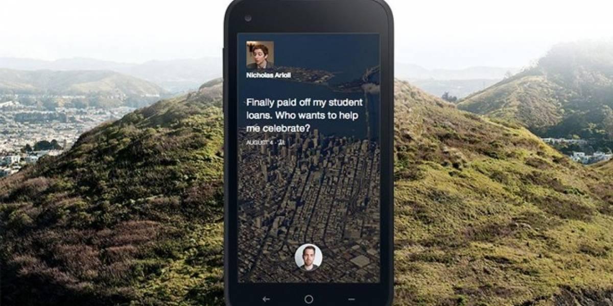 Facebook Home ya amasa casi un millón de descargas