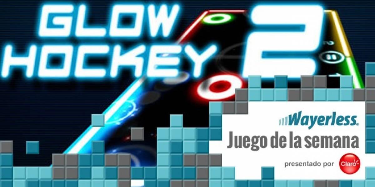 Glow Hockey 2 [Juego de la Semana]