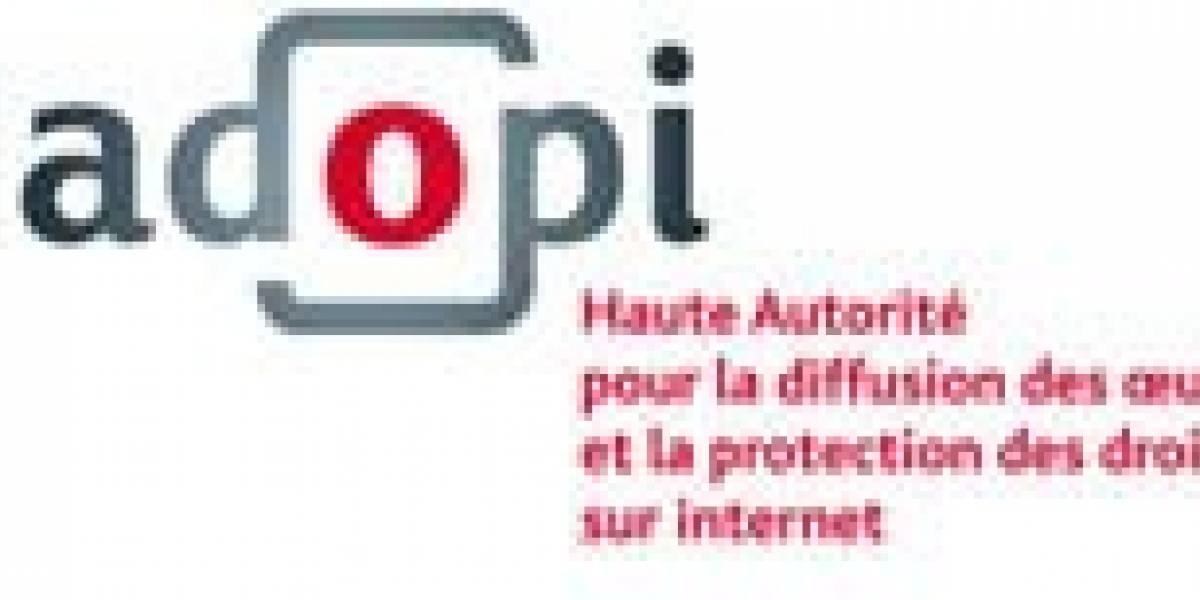 Logo de Hadopi viola derechos de autor