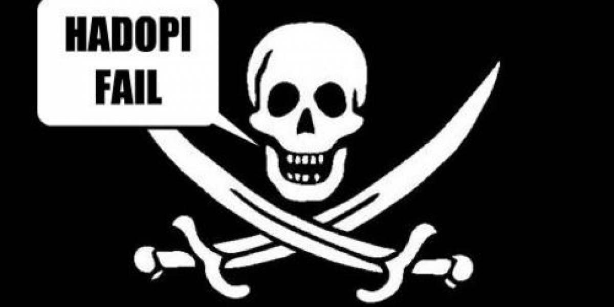 Piratería aumenta en Francia a pesar de la ley Hadopi