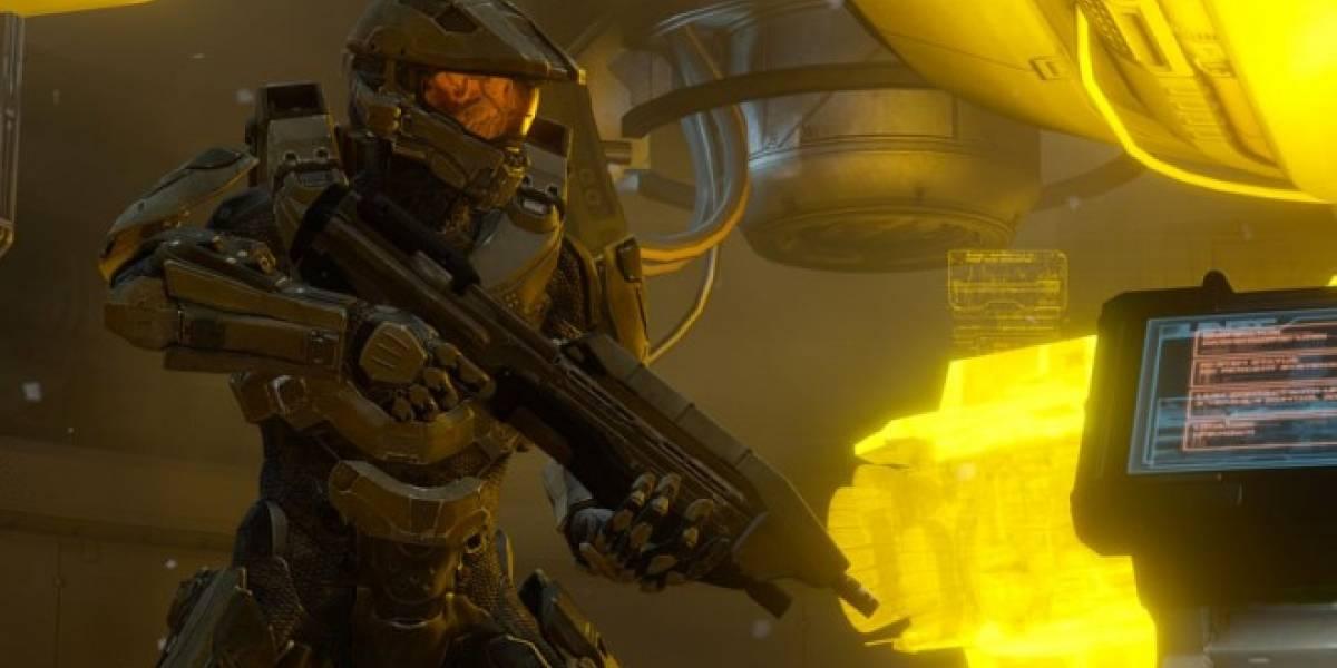 Chile: Halo 4 estará presente en FestiGame 2012