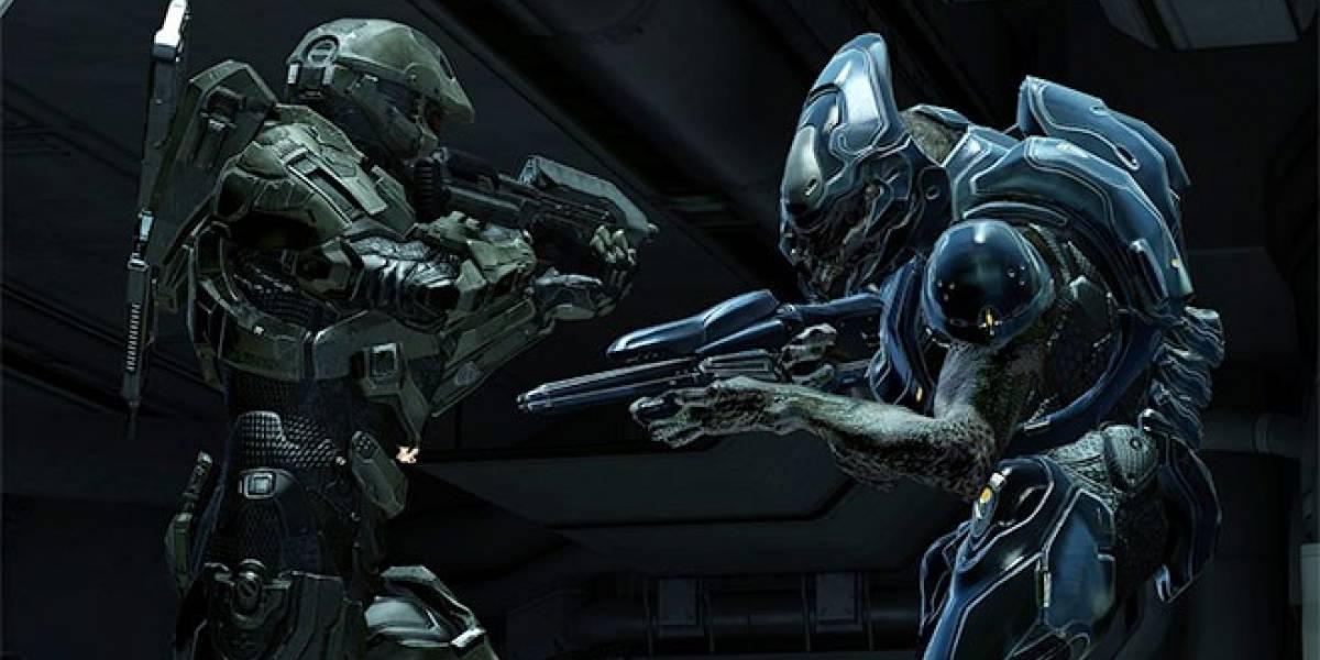 Estas son las estadísticas de los primeros cinco días de Halo 4