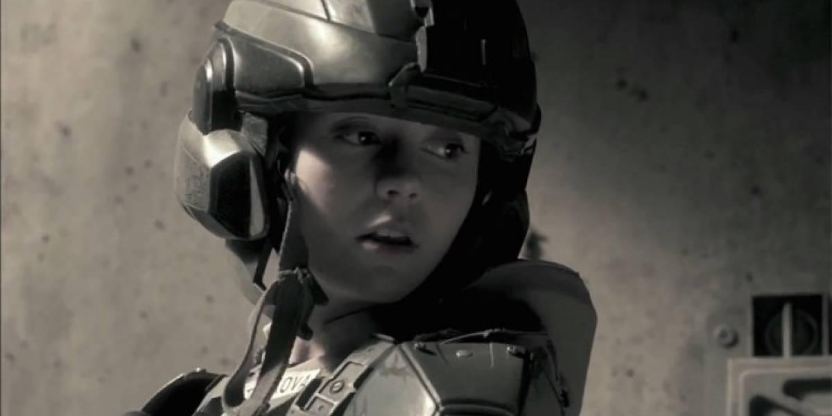 Captura la bandera en el nuevo teaser de Halo 4: Forward Unto Dawn