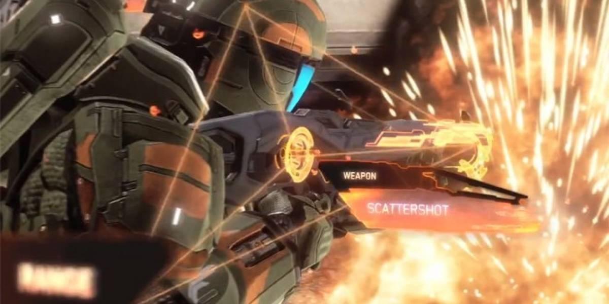Se revela el armamento Promethean en el nuevo tráiler de Halo 4