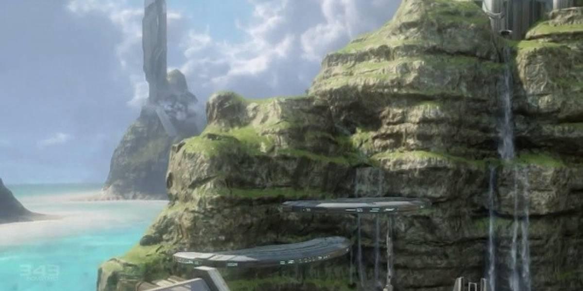 Así se hizo el multijugador de Halo 4