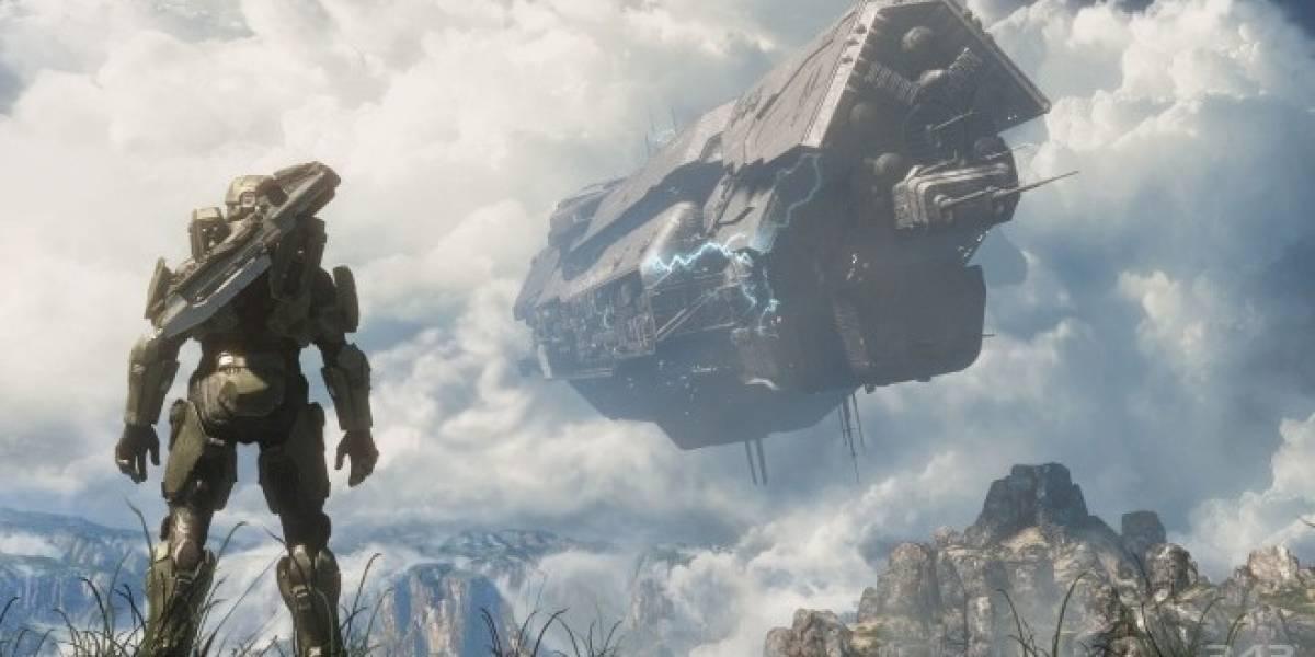 Microsoft habla de Halo 4 en PC