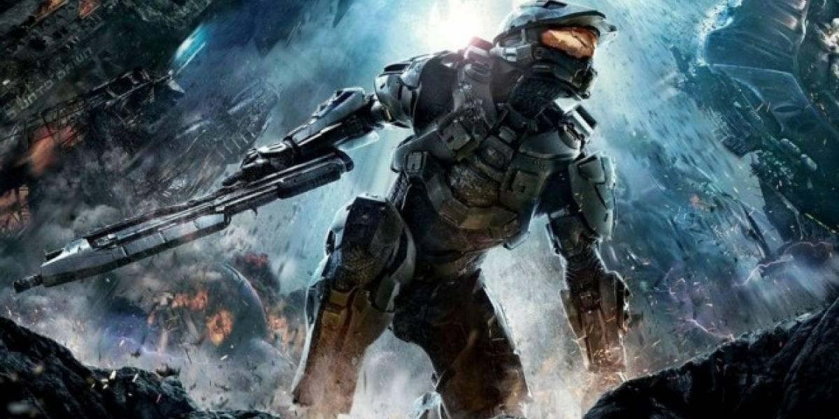 La beta de Halo 4 se filtra en el video más extraño del mundo mundial