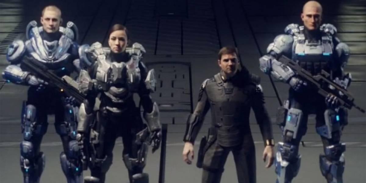 Vean el tráiler de Halo 4: Spartan Ops Episodio 3