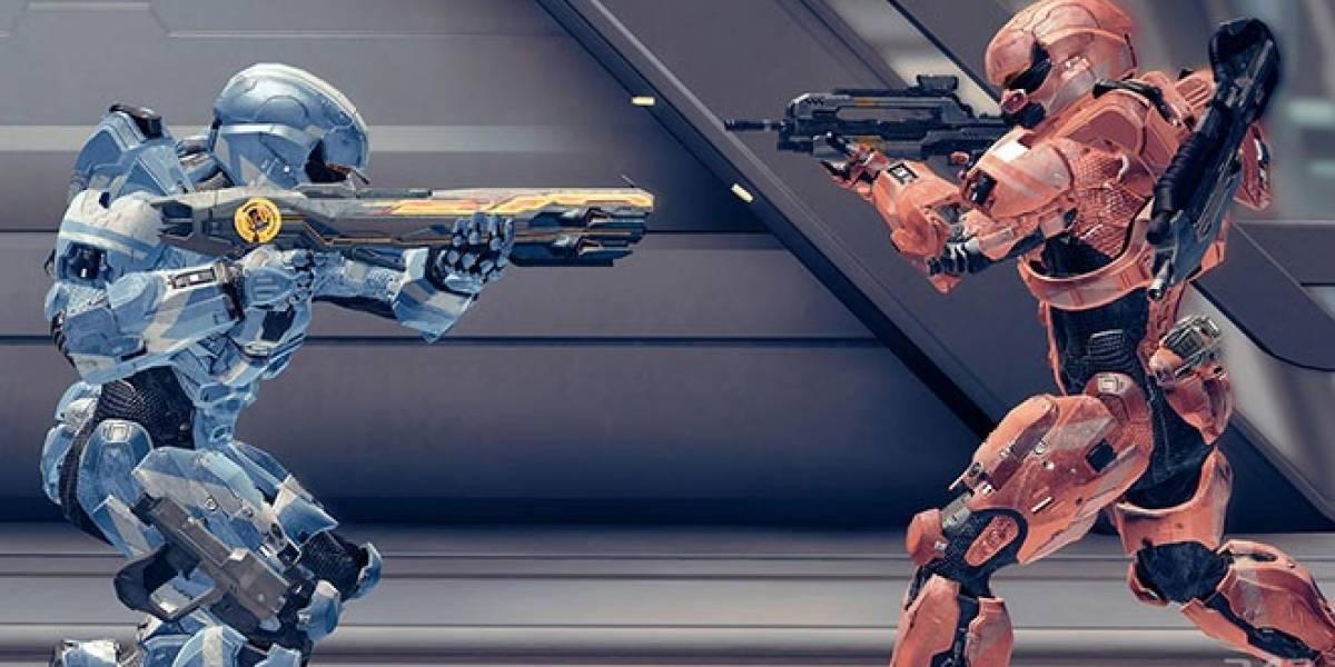 Jugadores de Halo 4 reportan problemas para ingresar al modo en línea