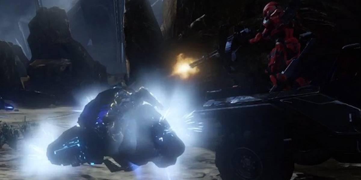 E3 2012: El multijugador de Halo 4 se llama Infinity y se presenta en este video