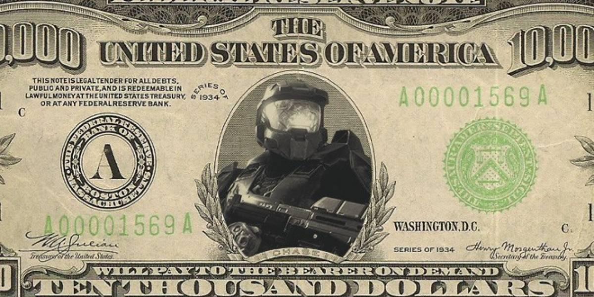 Halo 4 mueve USD$ 220 millones en sólo 24 horas