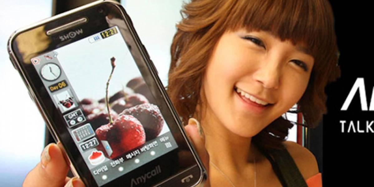 Samsung lanza dos móviles con Haptics 2