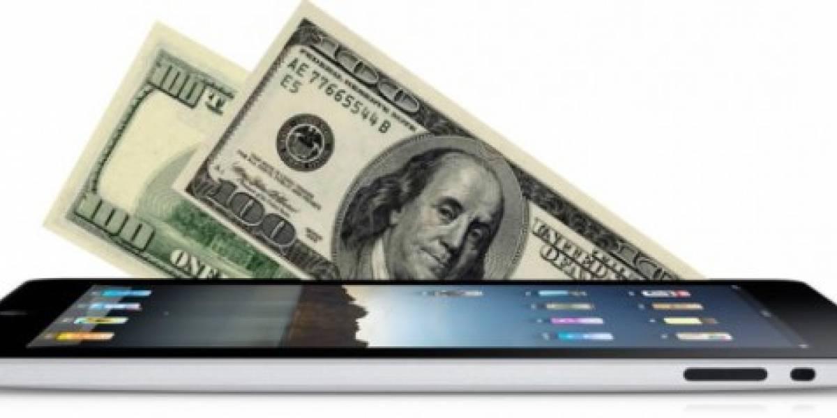 120.000 iPads el primer día