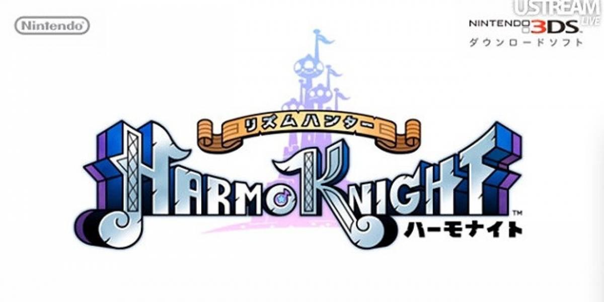 Rhythm Hunter: Harmo Knight es lo nuevo de los creadores de Pokémon