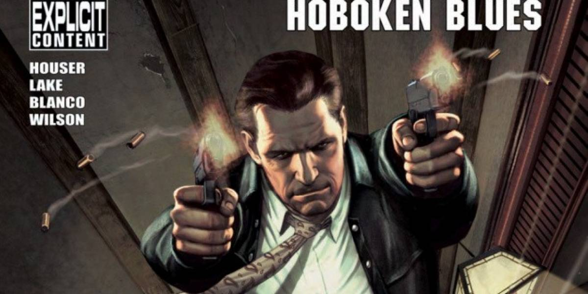 Hoboken Blues es el segundo número del comic de Max Payne