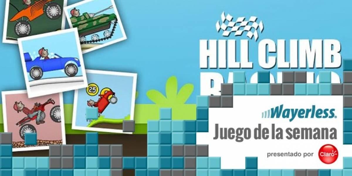 Hill Climb Racing [Juego de la Semana]
