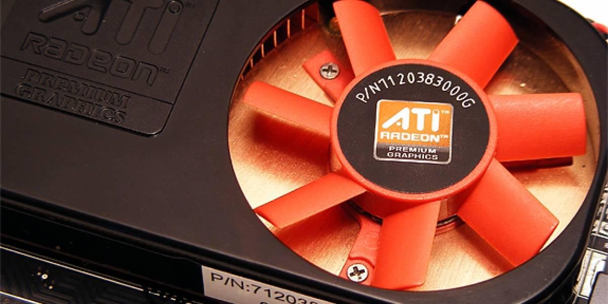 AMD ATI Radeon HD 5570