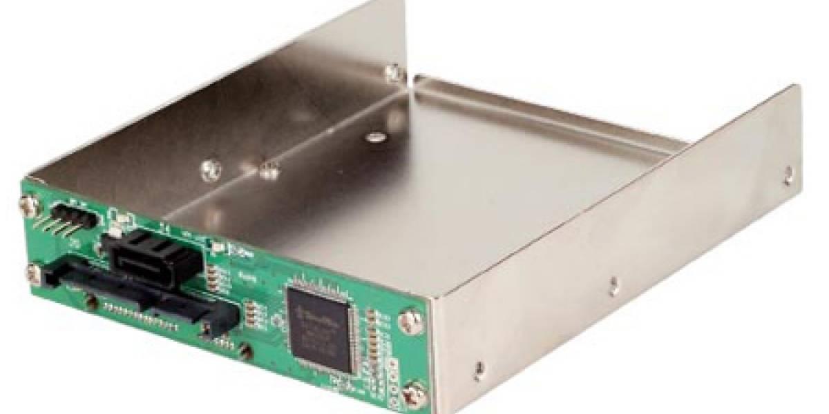 Silverstone HDDBOOST: SSD y HDD fusionados