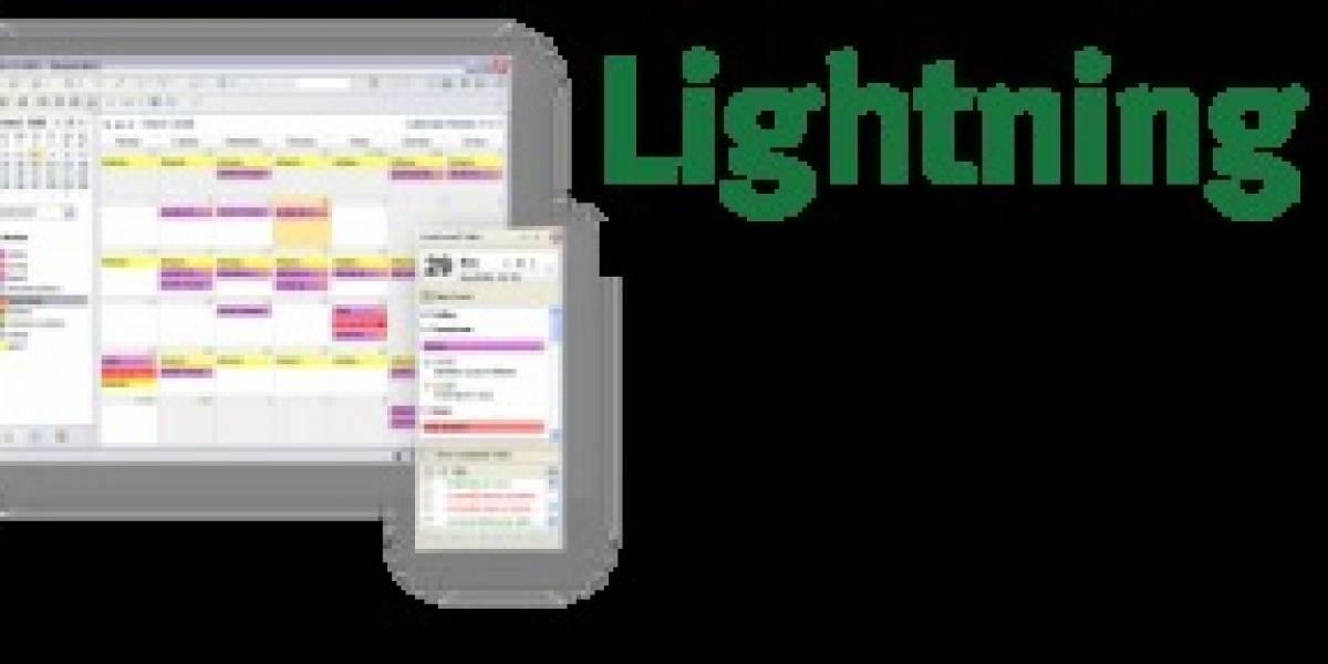 Mozilla Lightning 1.0 Beta 1 disponible