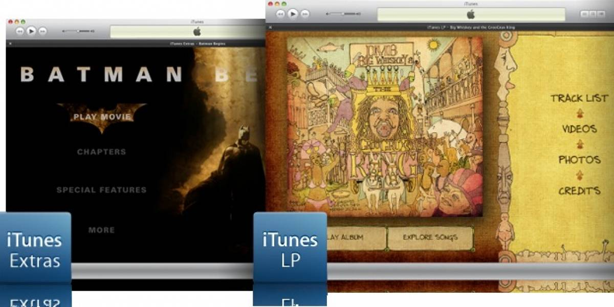 TuneKit: Ya se encuentra disponible el SDK de iTunes LP