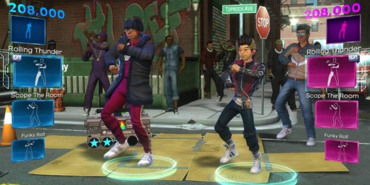 A primera vista: Dance Central 3