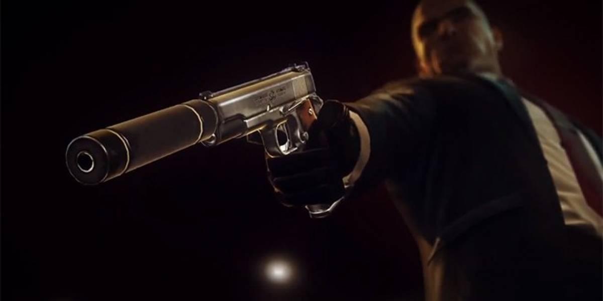 La muerte les llueve a todos en el tráiler de lanzamiento de Hitman: Absolution