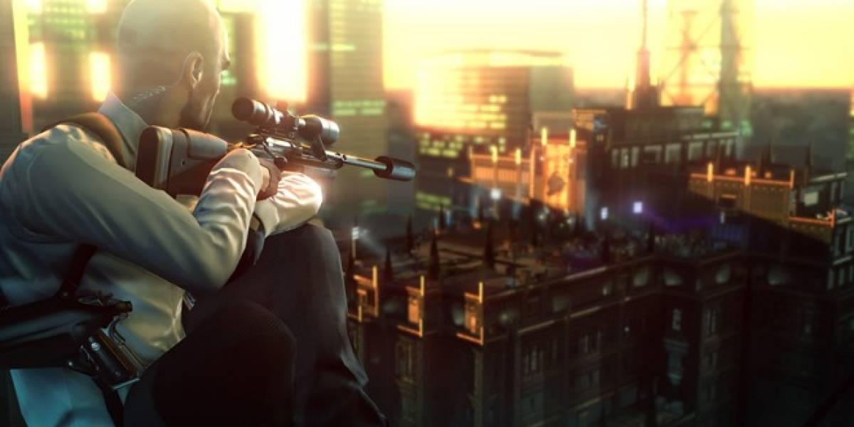 Hoy inicia el videojuego promocional Hitman: Sniper Challenge