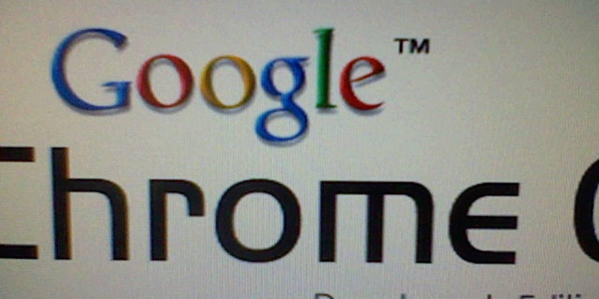 Futurología: Google Chrome OS en imágenes