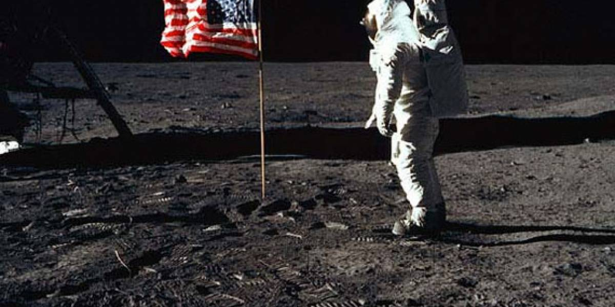 40 años de la llegada del hombre a la Luna