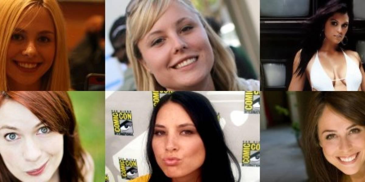 Las 10 mujeres más guapas de Twitter