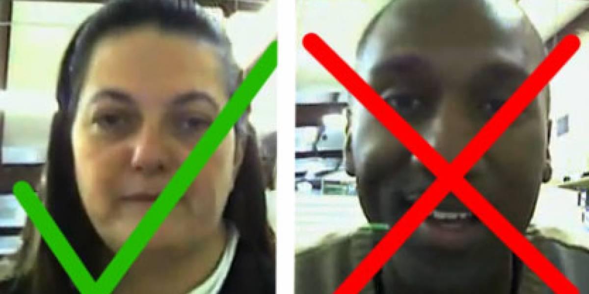 El sistema de reconocimiento facial de HP es acusado de racista