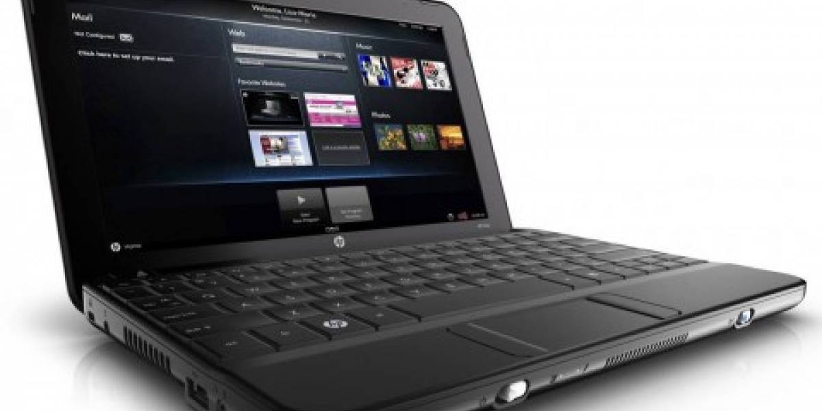 Nuevas netbooks de HP en camino