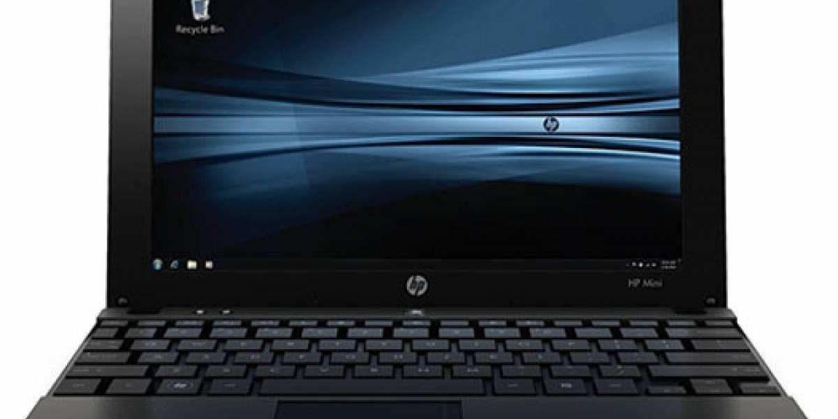 CES 2010: HP presenta 3 nuevos netbooks