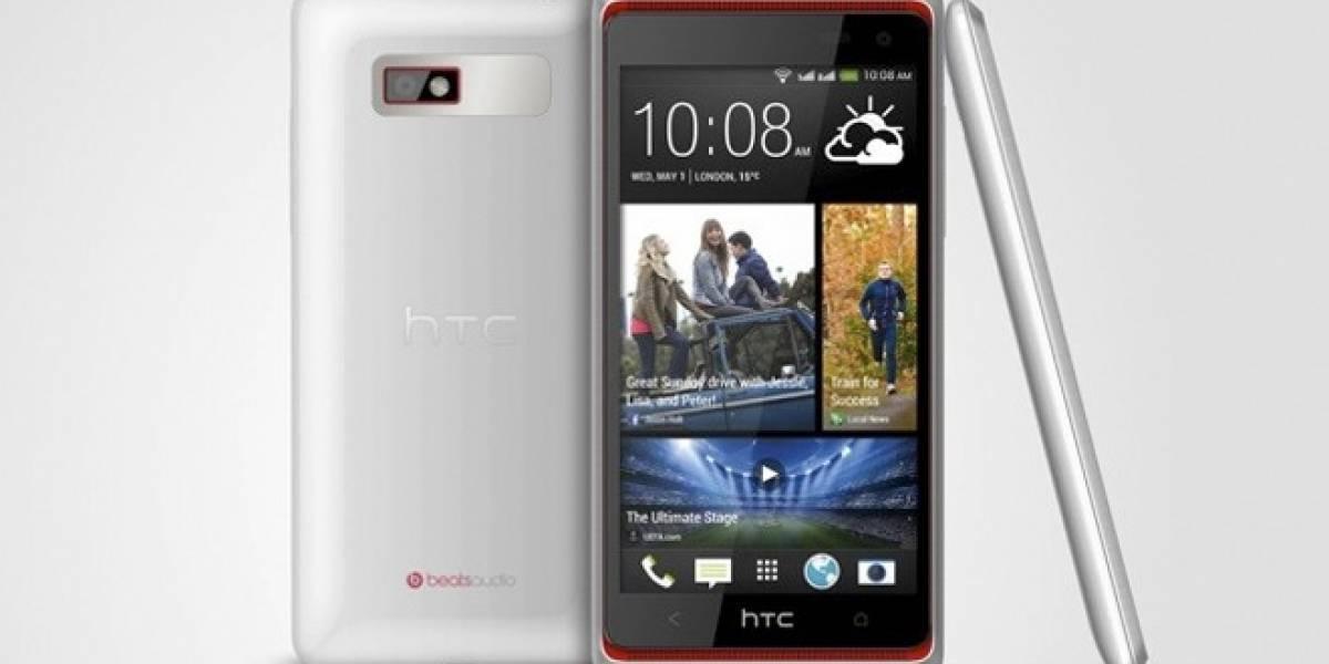 HTC lanza el nuevo Desire 600, un gama media con buenas prestaciones