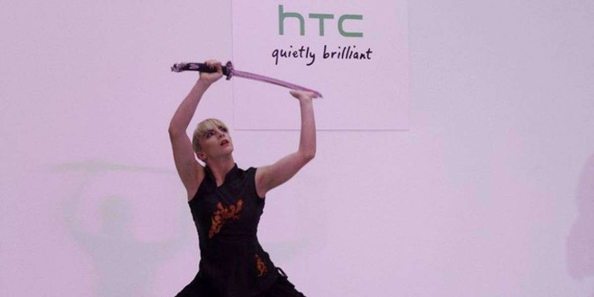 HTC renovará su linea Desire a fines de noviembre