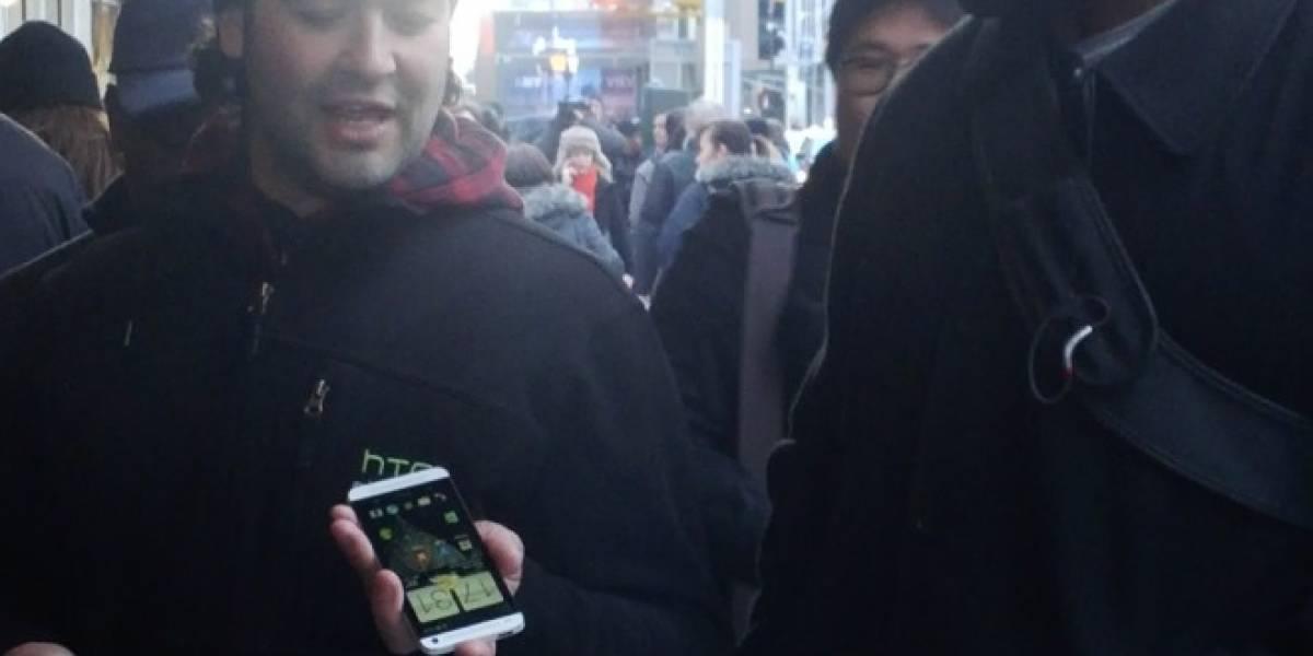 El lanzamiento del Galaxy S4, una oportunidad para HTC y LG