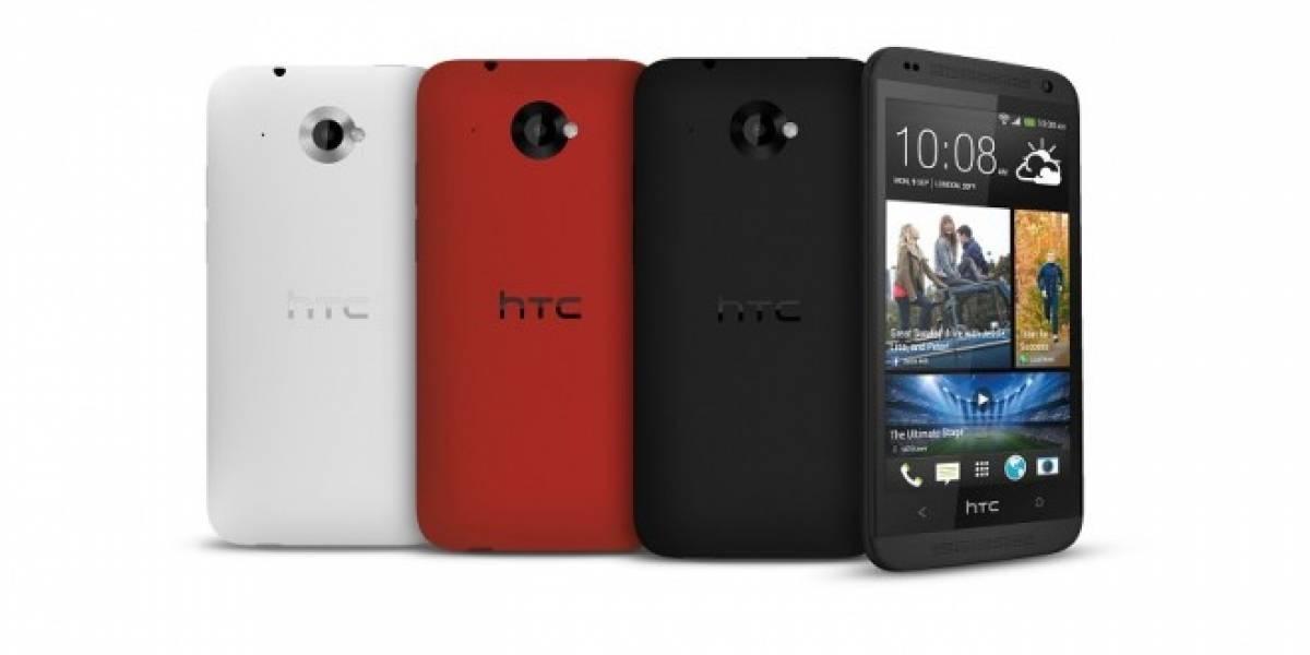 HTC Desire 601, a por la gama media