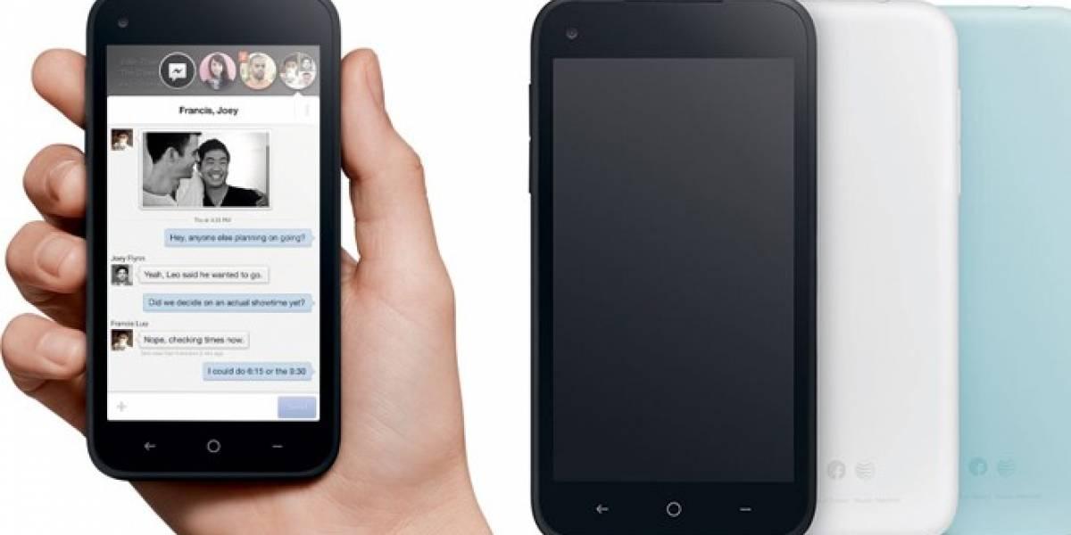 Muestran oficialmente el HTC First, el primer teléfono con Facebook Home
