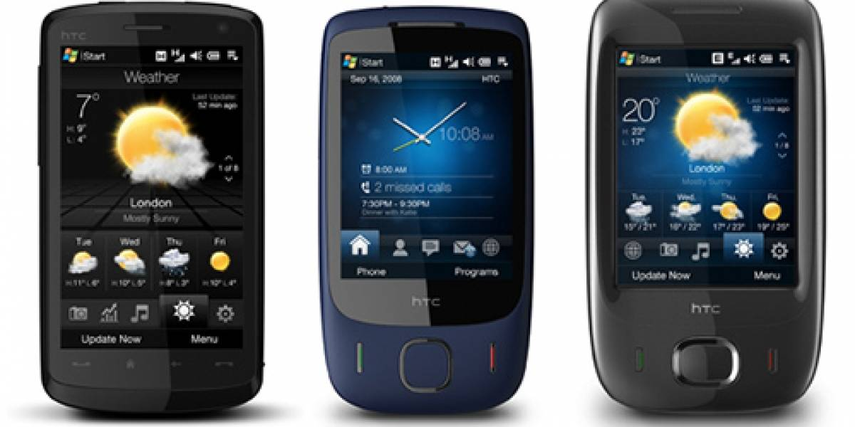 HTC Touch para todos los gustos