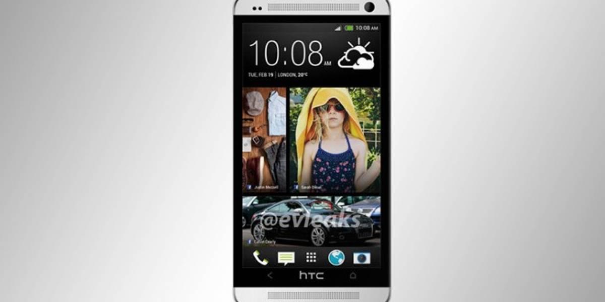 Se filtran más imágenes del HTC M7, ahora HTC One