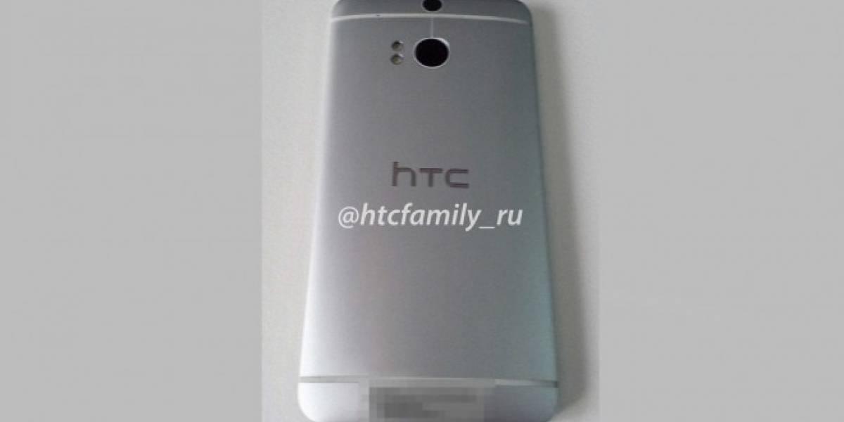 Se filtra imagen del HTC One 2 con doble cámara trasera