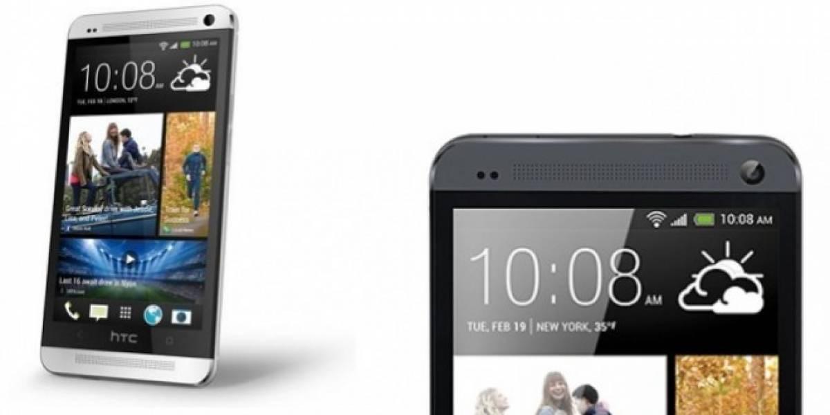 El HTC One está confirmado en Argentina, Chile, México, Perú, Puerto Rico y Venezuela