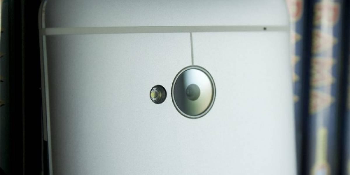 El HTC M8 vendría con lentes intercambiables