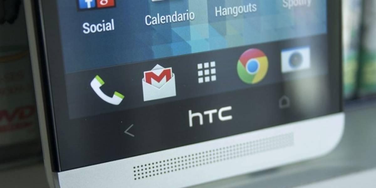 Primeras imágenes del HTC One Max revelan su enorme pantalla casi sin biseles