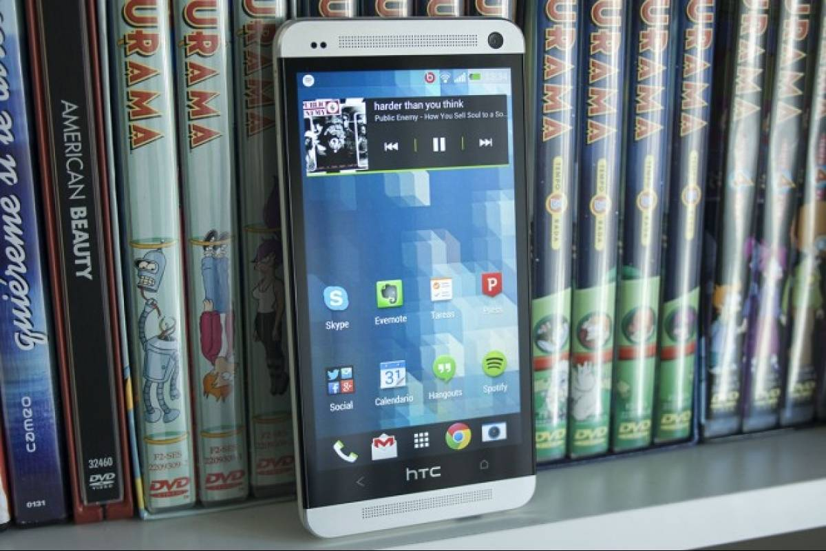 Review HTC One [W Labs]