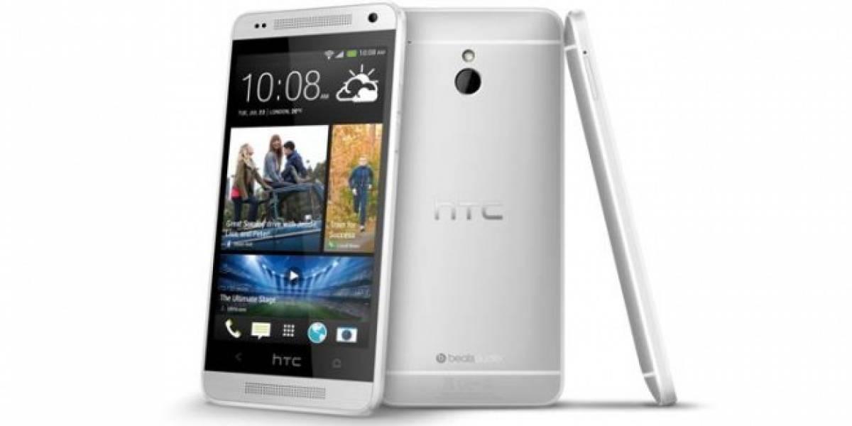 HTC One Mini es oficial con pantalla de 4.3 pulgadas