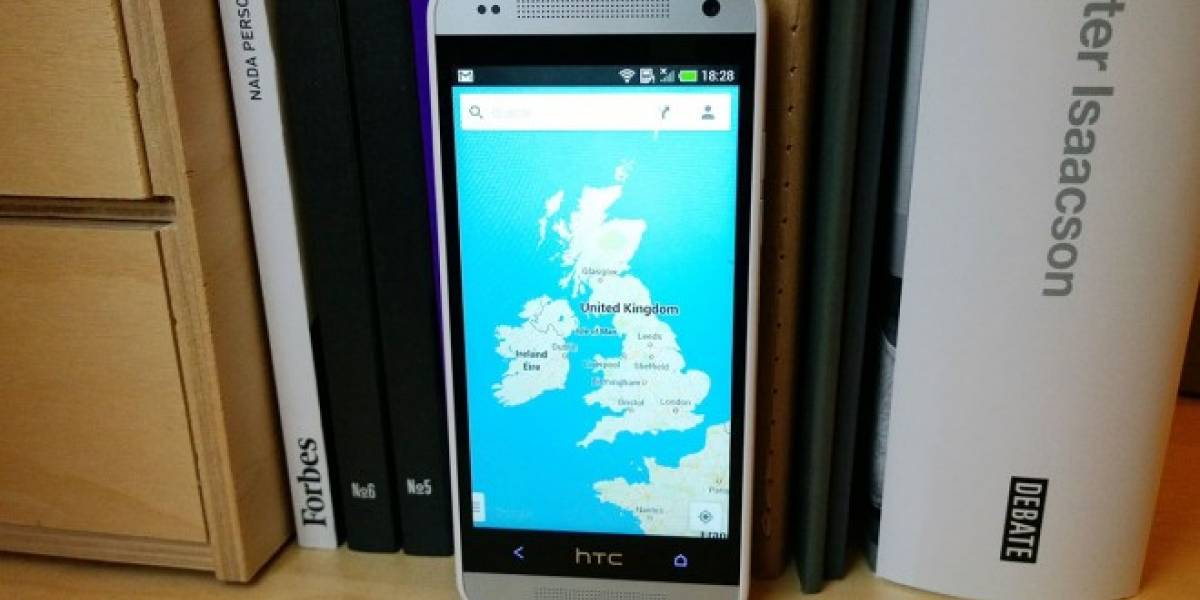 HTC One Mini bloqueado en Reino Unido por patente de Nokia