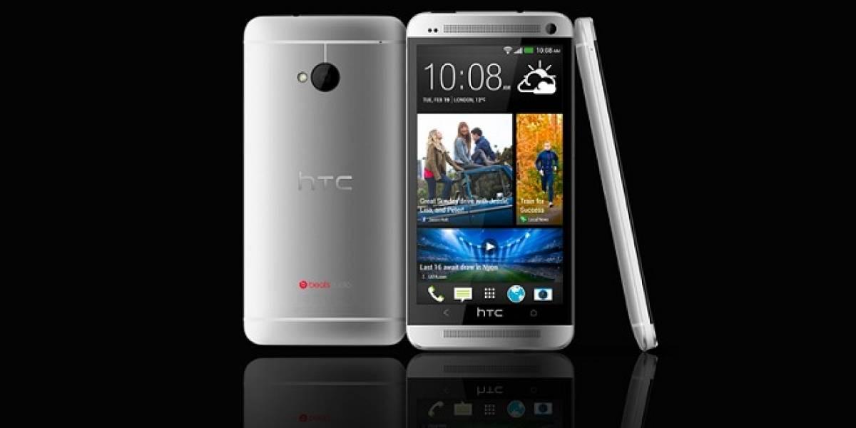 HTC One v/s otros smartphones actuales