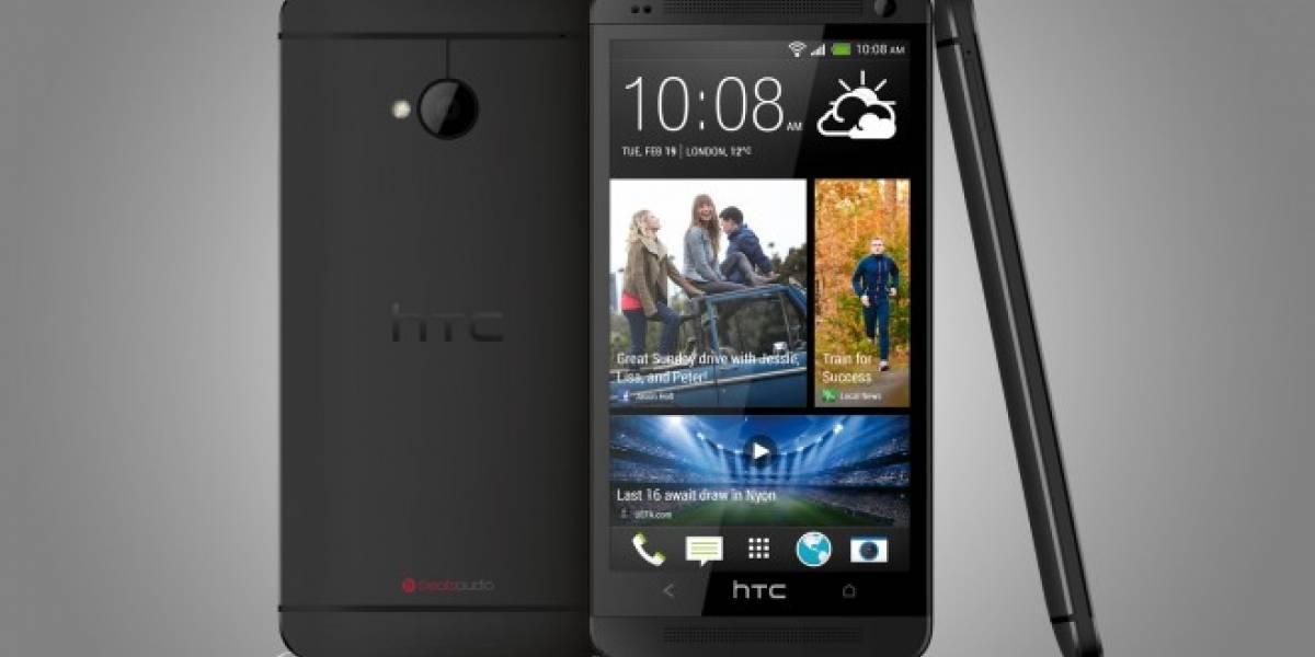 El HTC One se aproxima a su actualización a Android 4.4 KitKat