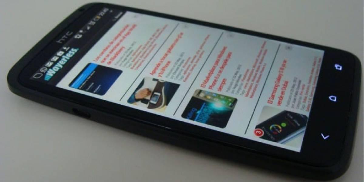 HTC podría estar a punto de terminar con el soporte para el One X